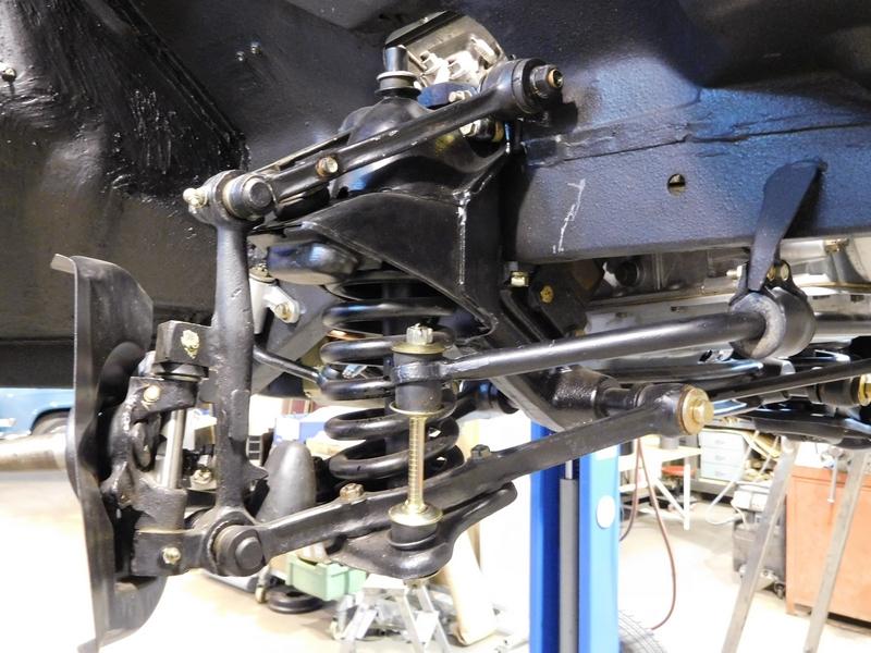 8bdc8ad0284 Täielikult osandati ja taastati originaalne roolivõimendi süsteem. Ta oli  tegelikult ehituselt lihtne, kuid küll seda mängu oli palju, et kõik uued  jupid ...